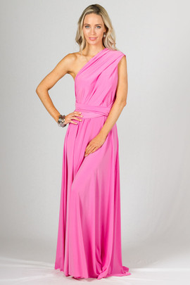 Multi Way Wrap Maxi - Cotton Candy