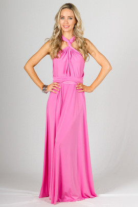 Multi Way Wrap Maxi - Cotton Candy - SUPERSEDED COLOUR STOCK