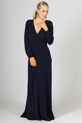 Catalina Maxi Dress - Navy