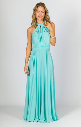 Multi Way Wrap Maxi - Mint