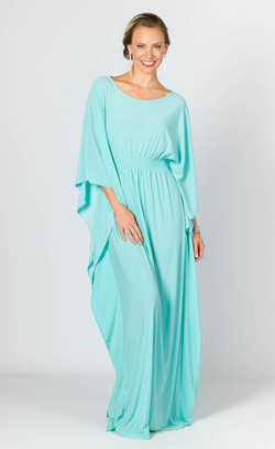 Luna Maxi Dress - Mint