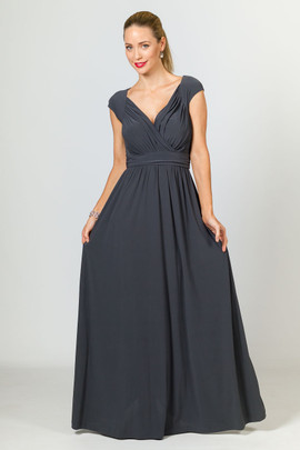 Mackenzie Maxi Dress - Slate