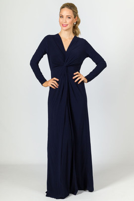 Giselle Maxi Dress - Navy