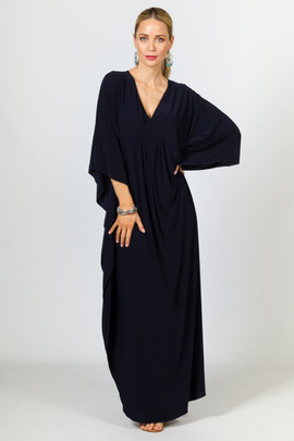 Keira Maxi Dress - Navy