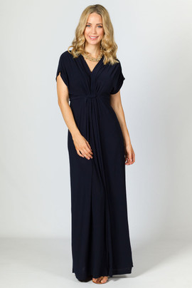 Sophia Maxi Dress - Navy