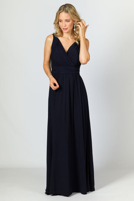Harlow Maxi Dress - Navy