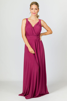 Harlow Maxi Dress - Blush