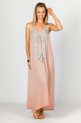 Kadee Embellished Cami Maxi Dress