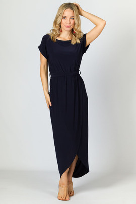 Stevie Maxi Dress - Navy