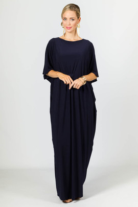 Brooklyn Maxi Dress - Navy