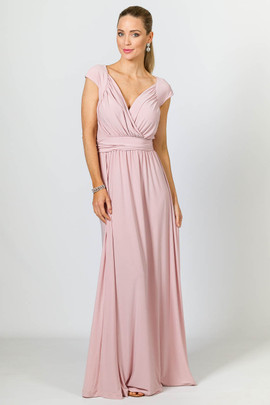 Mackenzie Maxi Dress - Baby Pink