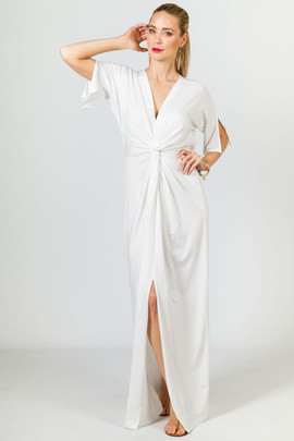 Paloma Maxi Dress - White