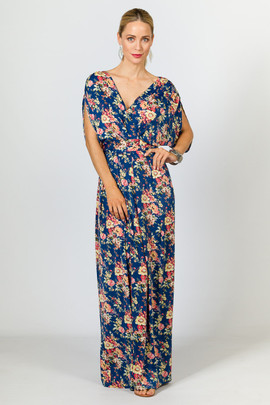 4fa94a955fce0 Stylish Cap Sleeve Maxi Dresses Available Online
