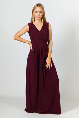 Paris Maxi Dress - Mulberry