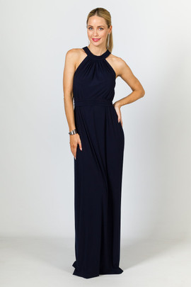 Milly Maxi Dress - Navy