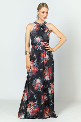 Milly Maxi Dress - Rosebud