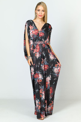 Grecian Maxi Dresses Online by P.S. Frocks