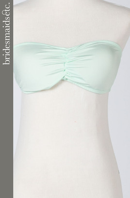 Bridesmaids Etc. Bandeau - Mint