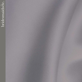 Bridesmaids ETC Fabric Swatch - Pewter