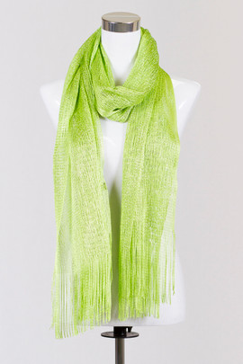Party Lime Scarf