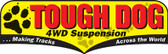 Tough Dog  Heavy Duty Steering Damp, Part No.: EXT5007