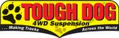 Tough Dog 35mm Bore Shocker, Part No.: BD1007T
