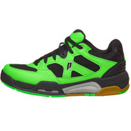 Prince NFS Attack Men's Indoor Squash Shoes Black / Green