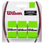 Wilson Pro Overgrip 3 Pack - Blade Green