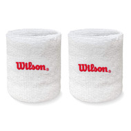 Wilson Absorbent Wristband Sweatband Twin Pack