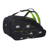 Gearbox Racquetball Alley Racquet Bag - Neon Green