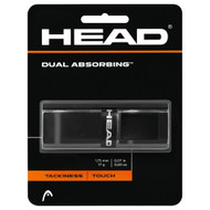 Head Dual Absorbing Replacement Grip - Black