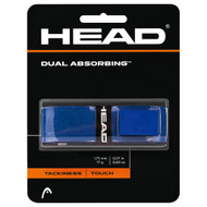 Head Dual Absorbing Replacement Grip - Blue
