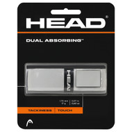 Head Dual Absorbing Replacement Grip - Grey