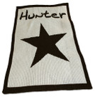 Star Personalized Butterscotch Blankee