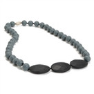 Greenwich Necklace - Stormy Grey