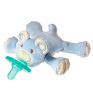 Thready Teddy Blue  Wubbanub by Mary Meyer