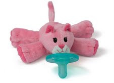 Pink Kitty WubbaNub