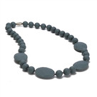 Perry Necklace- Stormy Grey