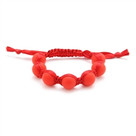 New Cornelia Bracelet - Cherry Red