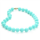 Juniorbeads Jane Jr. Necklace-Turquoise