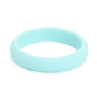 Juniorbeads Skinny Charles Jr. Bangle-Turquoise