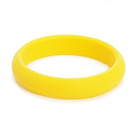 Juniorbeads Skinny Charles Jr. Bangle (Glow in the Dark)-Lemon Ice