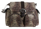 Kalencom Double Duty Diaper Bag, Safari