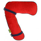 Kalencom Seat Belt Snoozer, Red / Navy