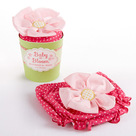 """Baby in Bloom"" Flower Bloomer Baby Girl Gift Set"