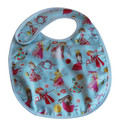 Fair Maiden Baby Tuck and Tidy Bib