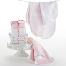 """Baby Cakes"" Burp Cloths Baby Gift Set"