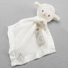 """Bedtime Blessings"" Lamb Plush Lovie Baby Gift Set"