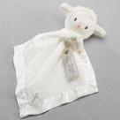 """""""Bedtime Blessings"""" Lamb Plush Lovie Baby Gift Set"""