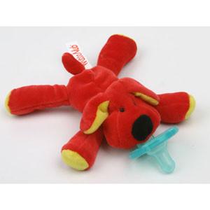 Wubbanub Red Dog